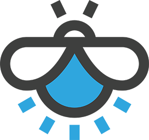 Blue Firefly Properties Icon