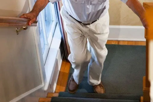 What to do if you can't get up stairs in your own Tulsa home