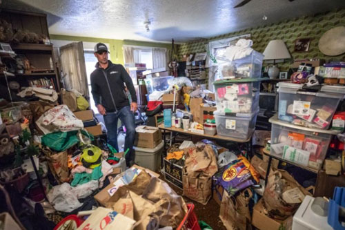 Trying to sell a Tulsa OK home of someone who hoarded?